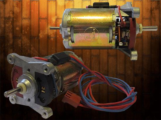 موتور آلمانی 24 ولت 8 وات