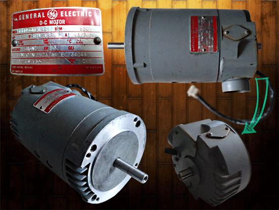 موتور امریکایی 48 ولت
