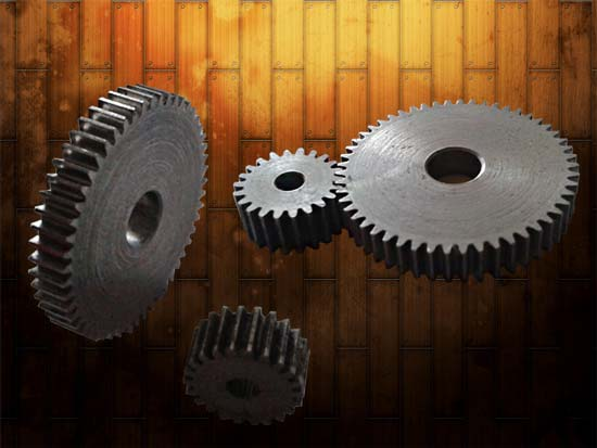 چرخدنده فلزی 1 به 2.3