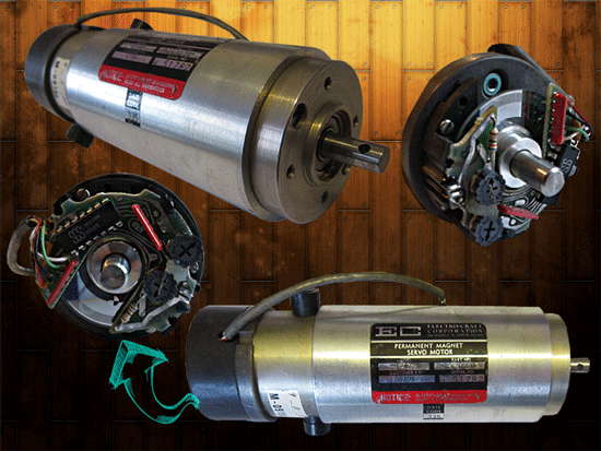 موتورانکودردار امریکایی 40 وات