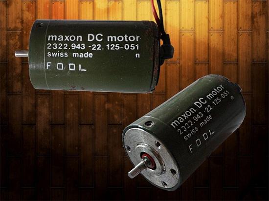 موتور مکسون 3 وات